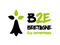 B2E Logo signature mail
