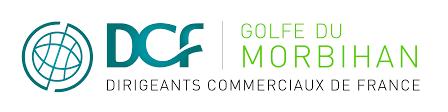 Logo dcf golfe du morbihan